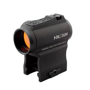 Holosun Micro Red Dot Sight HS503G-U Classic - Circle Dot/Shake Awake