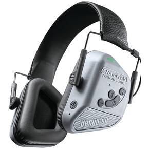 Champion Vanquish Electronic Pro Elite Hearing Protection- Elite Grey