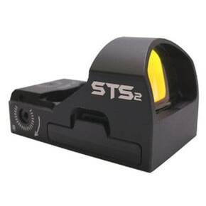 C-More STS2 Red Dot Sight - 6 MOA Black