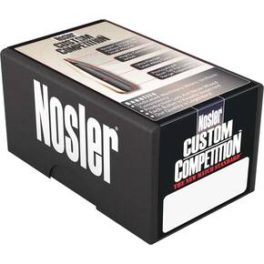 "Nosler Custom Competition Bullets .22 cal .224"" 52 gr HPBT 1000/ct"