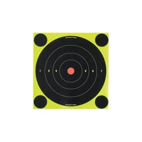 "Birchwood Casey Shoot-N-C 8"" Bull's Eye Targets"