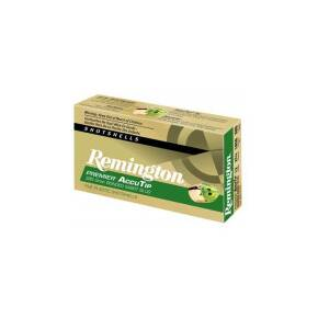 "Remington Premier AccuTip Bonded Sabot Slug 12 ga 2 3/4""  385 gr Slug 1850 fps - 5/box"
