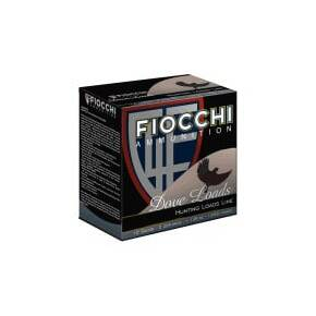 Fiocchi Lead Dove & Quail Shotshells 28ga 2-3/4 in 3/4 oz #8 1200 fps 25/ct
