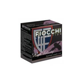 "Fiocchi High Velocity Shotshells 28 ga 3"" 1 oz 1300 fps #7.5 25/ct"