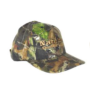 Natchez Shooters Supplies Made In The USA Medium Profile Cap - Mossy Oak Camo
