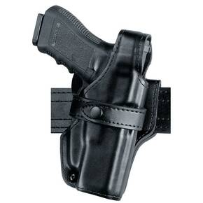 Safariland 0703 Black FINE-TAC Left Hand Holster for Sig P220/P226