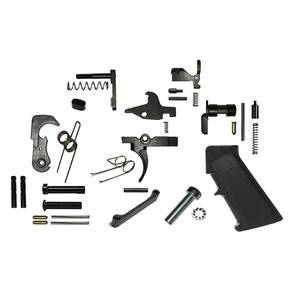 Del-Ton AR-15 Complete Lower Parts Kit - St. Trigger