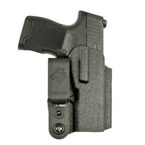 DeSantis #137 Slim-Tuk IWB Kydex Holster for Sig P365 - Black Ambidextrous