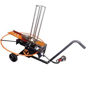 Do-All Outdoors Raven Automatic Trap with Wheels
