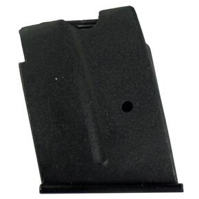CZ-USA CZ 452/453 Steel Magazine .22 WMR Black Steel 5/rd