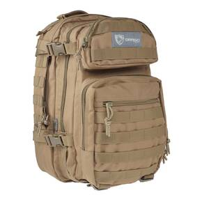 Drago Gear Scout Backpack - Tan