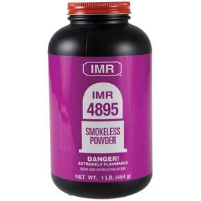 IMR Powder 4895 Rifle Powder 1 lbs