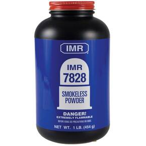 IMR Powder 7828 Rifle Powder 1 lbs