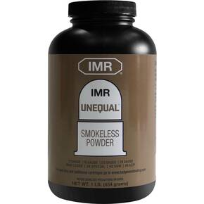 IMR Unequal Handgun/Shotshell Powder-1lbs