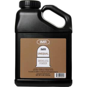 IMR Unequal Handgun/Shotshell Powder-4lbs