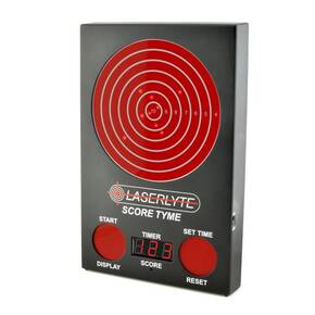 LaserLyte Trainer Target Score Tyme (TLB-XL)