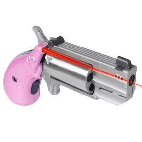 LaserLyte V-Mag Grip Laser - NAA .22 Magnum Pink Pearl