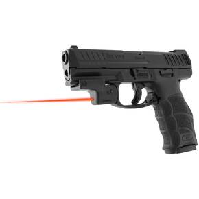 LaserLyte Lyte Ryder Rail Mount Laser - Fits any Pistol with .70 inch Picatinny Rail Black