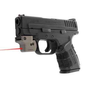 LaserLyte Gun Sight Trainer Universal Rail Mount - Tan (UTA-FSLT)