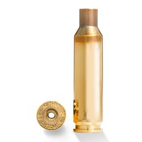 Alpha Munitions Ultra Premium Unprimed Brass Cartridge Cases .25 Creedmoor SRP Small Rifle Primer Brass 100/Box