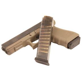 Elite Tactical Systems Glock 22 Magazine Fits Glock 17 19 26 34 9mm 22/rd