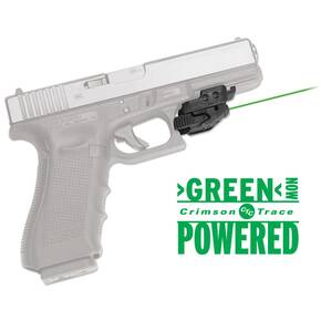 Crimson Trace Rail Master Pro Laser Sight - Green