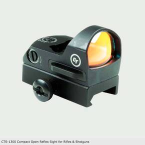 Crimson Trace Compact Open Reflex Sight 3.5MOA