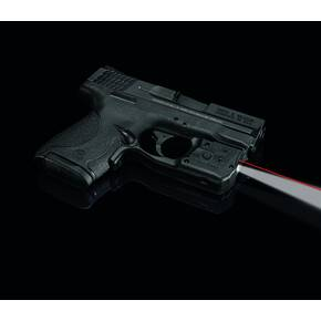 Crimson Trace Laserguard Pro Red Laser Sight & Tactical Light for Smith & Wesson M&P Shield 9mm & .40 S&W