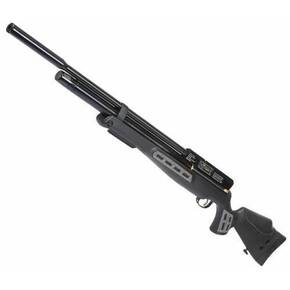 Hatsan BT65 Big Bore Carnivore Air Rifle .35 cal QE Black Syn 2-Mags Sling 730 fps