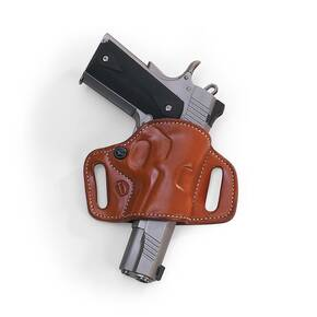El Paso Saddlery High Slide Holster 1911 all Lengths/BHP Right/Black