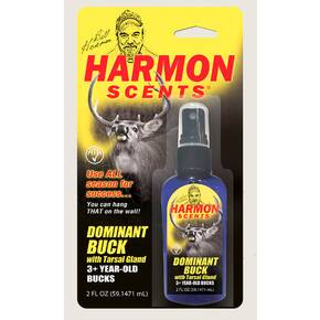 Harmon Scents Dominant Buck with Tarsal Gland 2 fl oz
