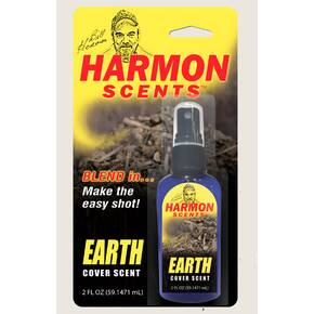 Harmon Cover Scent - Earth 2 fl oz