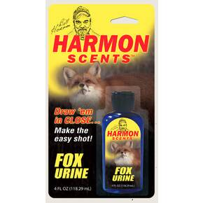 Harmon Fox Urine Scent 2 oz