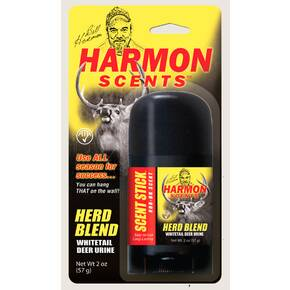 Harmon Herd Blend Whitetail Rub-on Stick Scent 3 oz