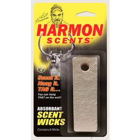 Harmon Scents Scent Wicks - 6/ct