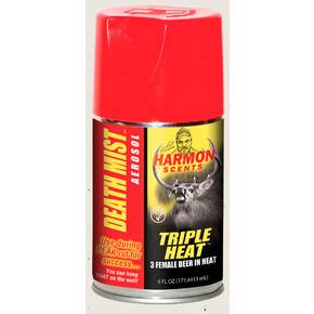 Harmon Scents Triple Heat Death Mist Aerosol 6 oz
