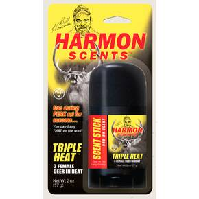 Harmon Triple Heat Rub-On Stick Scent