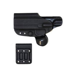 Gcode Combo Holster for 1911 Commander Belt Loop Left Hand Black