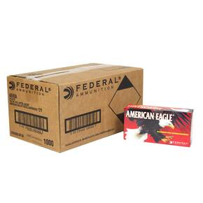 American Eagle Handgun Ammunition .45 ACP 230 gr FMJ 890 fps 1000/ct