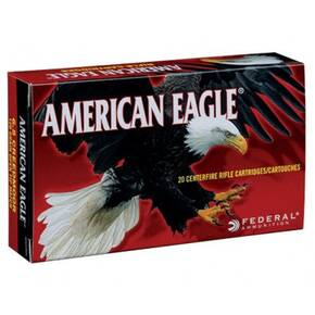 Federal American Eagle Rifle Ammunition 6.5 Creedmoor 120gr OTM 2900 fps  100/Can