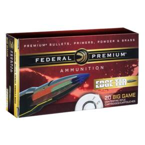Federal Vital-Shok Rifle Ammunition .270 Win 140gr TLR 20/ct