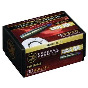 "Federal Edge TLR Component Bullets 7mm .284"" 155 gr EDGE TLR 50/rd"