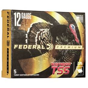 "Premium Turkey Heavyweight TSS 20 ga 2-3/4"" 1-1-1/8oz #9 5/ct"
