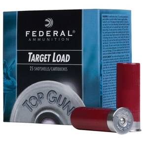 "Federal Top Gun 12 ga 2-3/4"" 1-1/8 oz #7.5 25/Box"