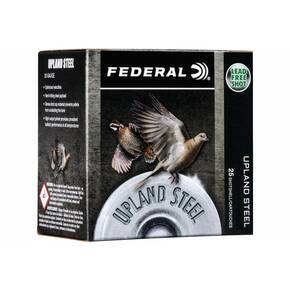 "Federal Upland Steel Shotshells 28 ga 2-3/4"" #7.5 25/ct"