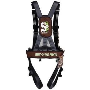 Summit Seat-O-The-Pants Harness - Mossy Oak Youth