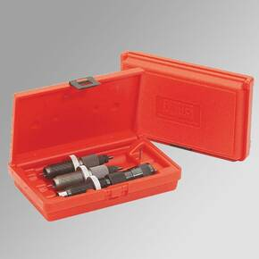 Forster Deluxe 3-Die Storage Box (Dies Shown Not Included)
