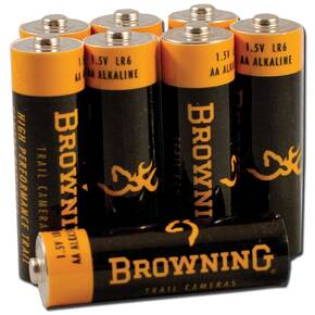 Browning Camera AA Batteries - 8 pk.