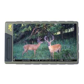 "Browning Trail Camera Picture and Video Viewer 7"" Color Touch Screen"