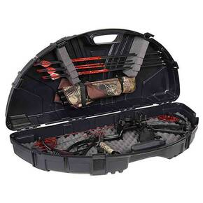 Plano SE Series Pro 44 Single Bow Case - Black with Arrow Case